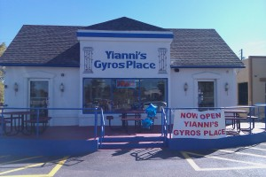 Yianni's Gyro Place